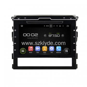 Android 7.1.1 Land Cruiser 2016 Car Multimedia