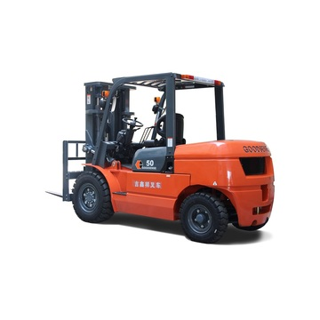 4.5 Ton Diesel Forklift With Quality Spare parts