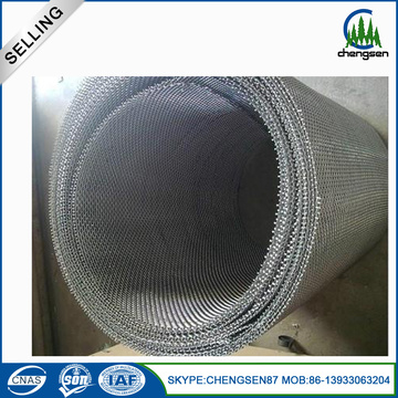 2'' Square Opening Stainless Woven Mesh