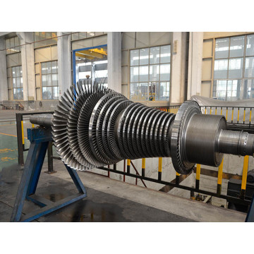 25MW High Efficiency and Safety Steam Turbine