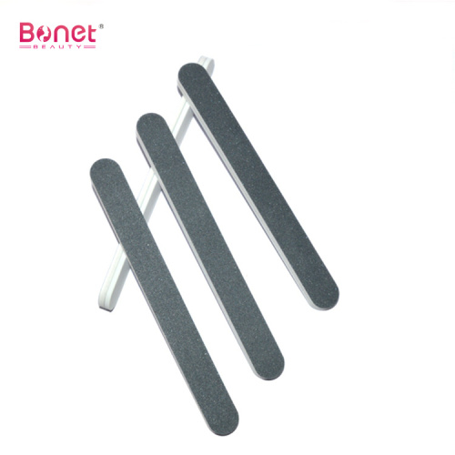 Pedicure nail file for beauty salon