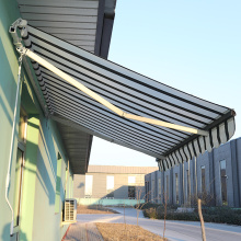 Retractable arms awning 3.6*1.5M Green