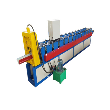 Customized Type Ridge Cap Roll Forming Machine
