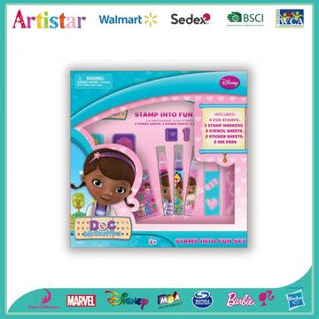 McStuffins girl stampers