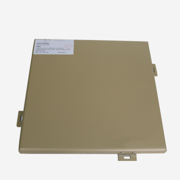 1.5-3mm thick PVDF coating aluminum plate aluminum panel