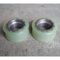 Custom Precision Cast Iron Polyurethane Wheels