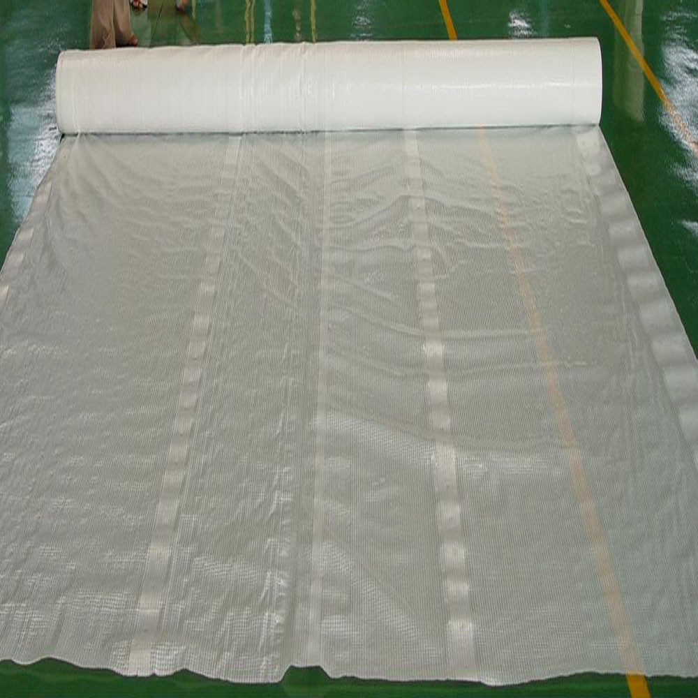 Clear Leno Mesh Tarpaulin Agriculture Tent