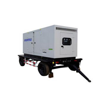 200kw-300kw Mobile Power Station
