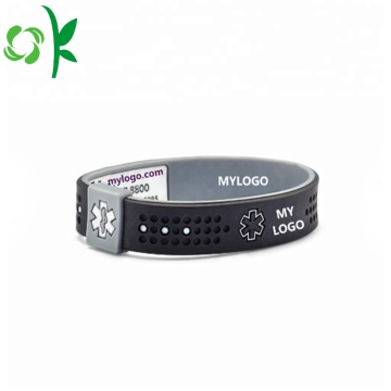Top-grade Printed Bracelet Adjusted Silicone Power Straps