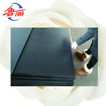 15mm black construction film faced plywood outdoor