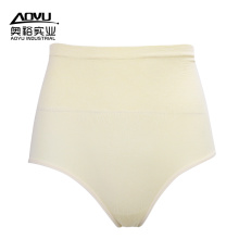 Custom High Waist Underwear Women Seamless Underwear