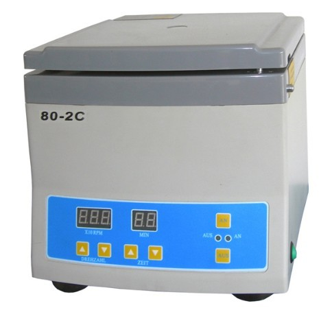 Low Speed Medical Centrifuge in Medical