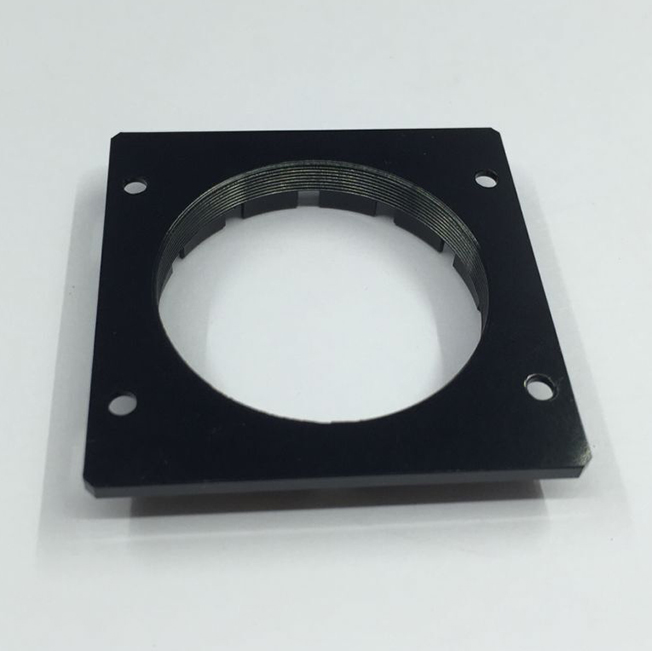 anodizing machined aluminum