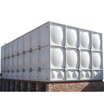 Fiberglass FRP Sectional Majelis Panel Tangki Air