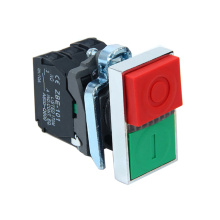 Special for Push Button Lamp Switch XB4-BW8365 Double Head Pushbutton Switch with Light supply to Bolivia Exporter