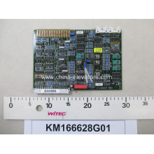 KONE Elevator Speed Regulator Board KM166628G01