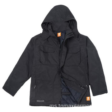 Kalis air windproof Winter Parka