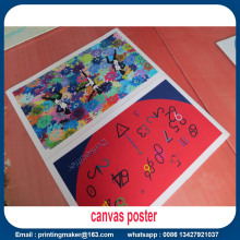 Quality Canvas Print Poster Banner