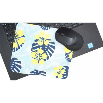professional custom sublimation printed computer mouse pad