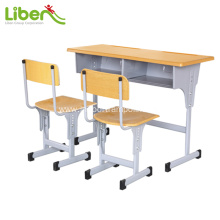 Stundent desks and chairs for school