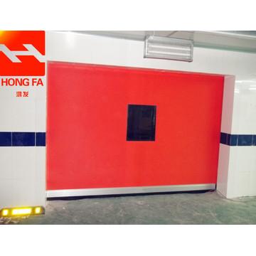 High Quality Self-recovery Fast Roller Shutter Door