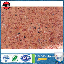Granite marble texture surface coating