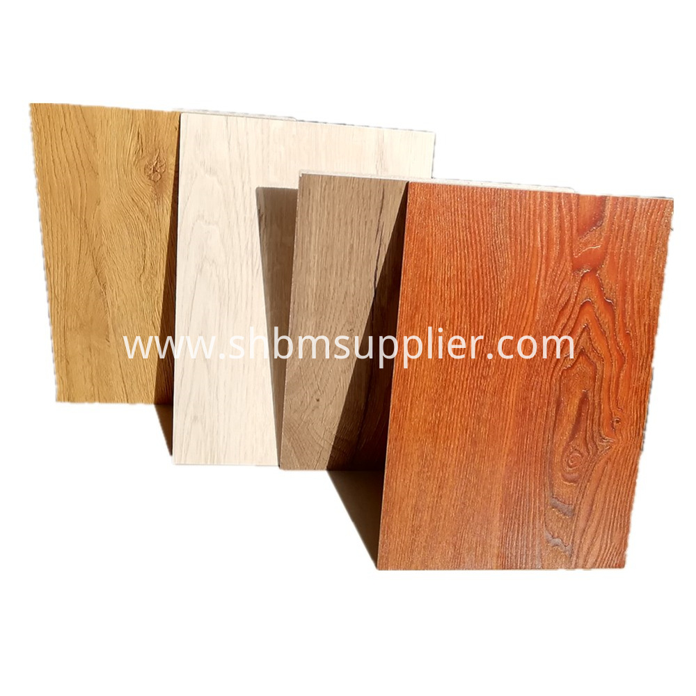 Fireproof Decorative Wood Grain MgO Wall Boards