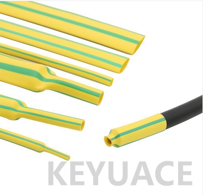 Yellow Green Heat Shrink Sleeves