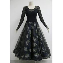 OEM/ODM China for Ladies Ballroom Dress Black ball gowns for prom export to Vanuatu Importers