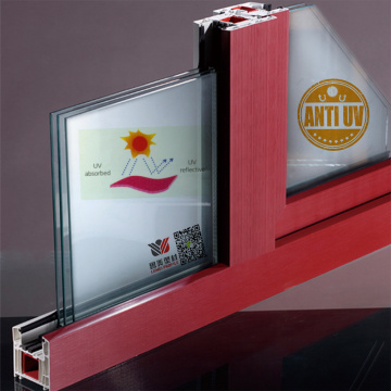 UPVC Profiles With UV Protection