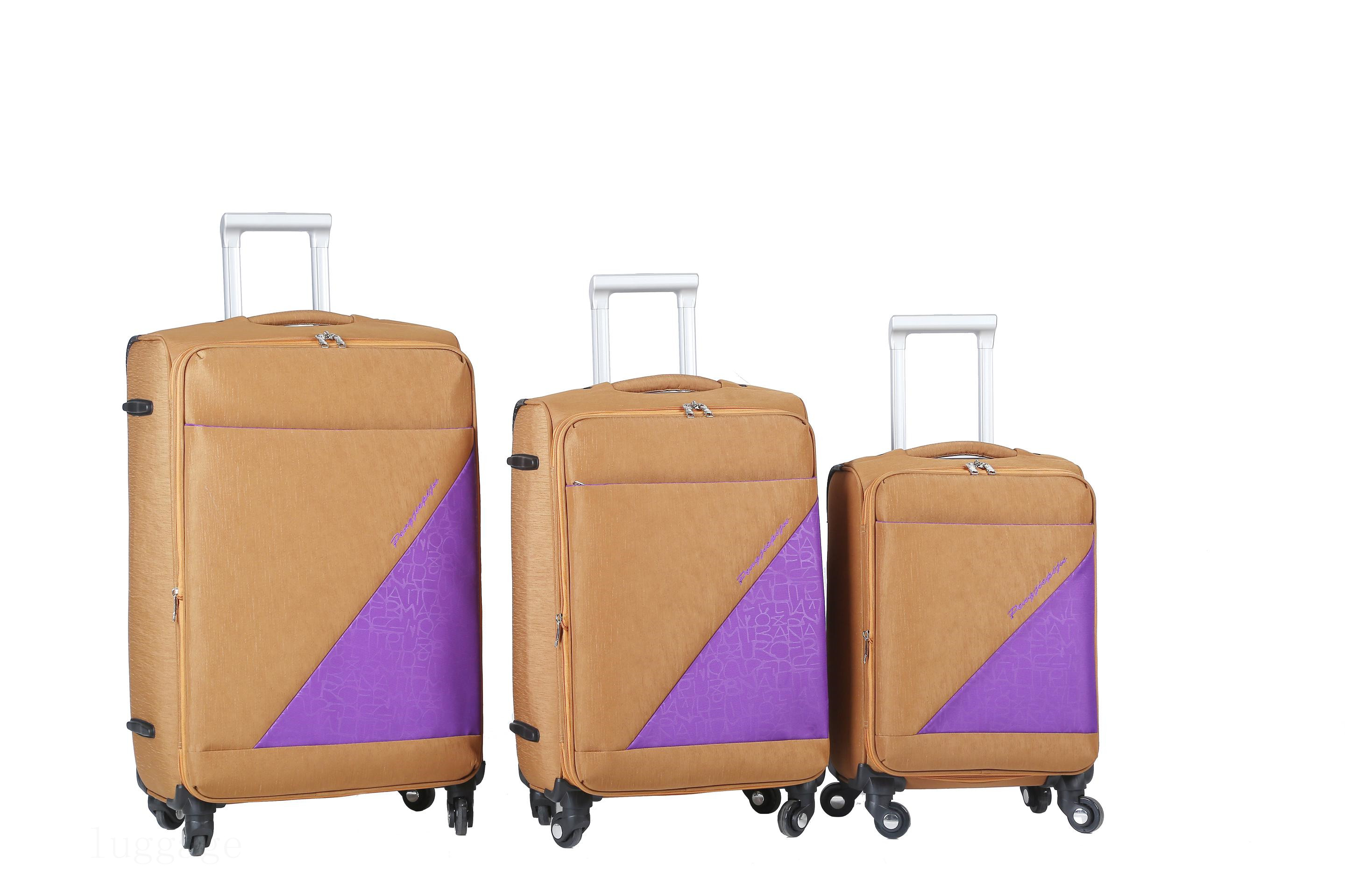 3189#(FABRIC) luggage bags