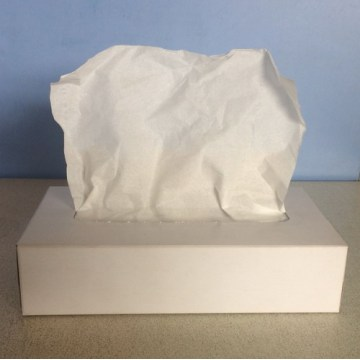 Promotional facial tissue with competitive price