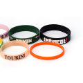 Trade assurance customized customized logo wristband