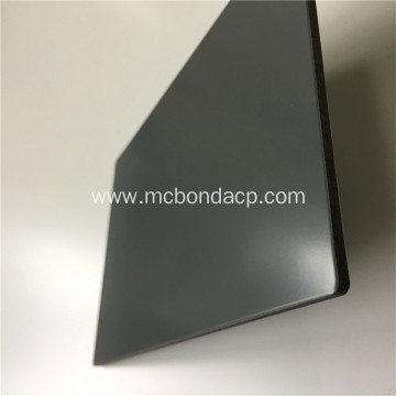 Aluminum Trailer Side Material ACM Wall Cladding Panels