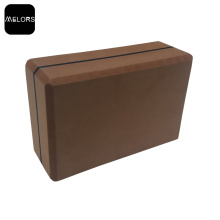 High Quality for Yoga Block,Eva Yoga Block,Eva Yoga Brick,Eva Foam Yoga Block Supplier in China High Density EVA Yoga Foam Block Brick supply to Netherlands Manufacturer