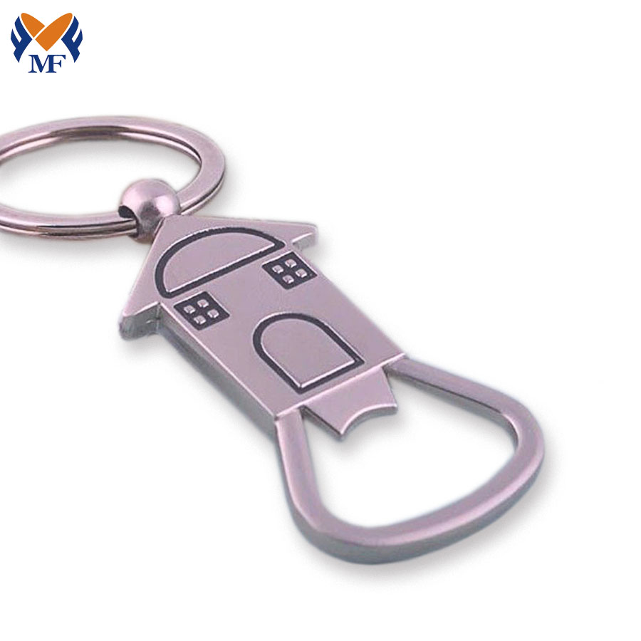 Novelty Bottle Opener Keyring