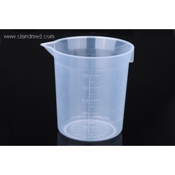 Plastic Beaker 500ml