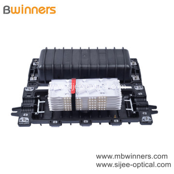 Fiber Optic Splice Enclosure 144 Core Fiber Optic Splice Box