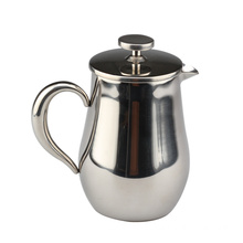 100%Stainless Steel French Press Coffee &Tea Maker