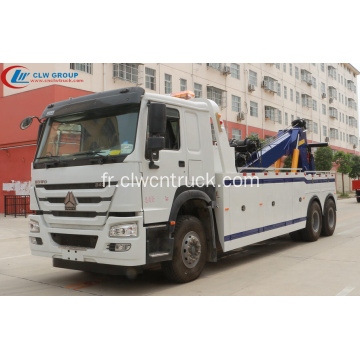 Camion de remorquage robuste SINO HOWO 50tons 2019