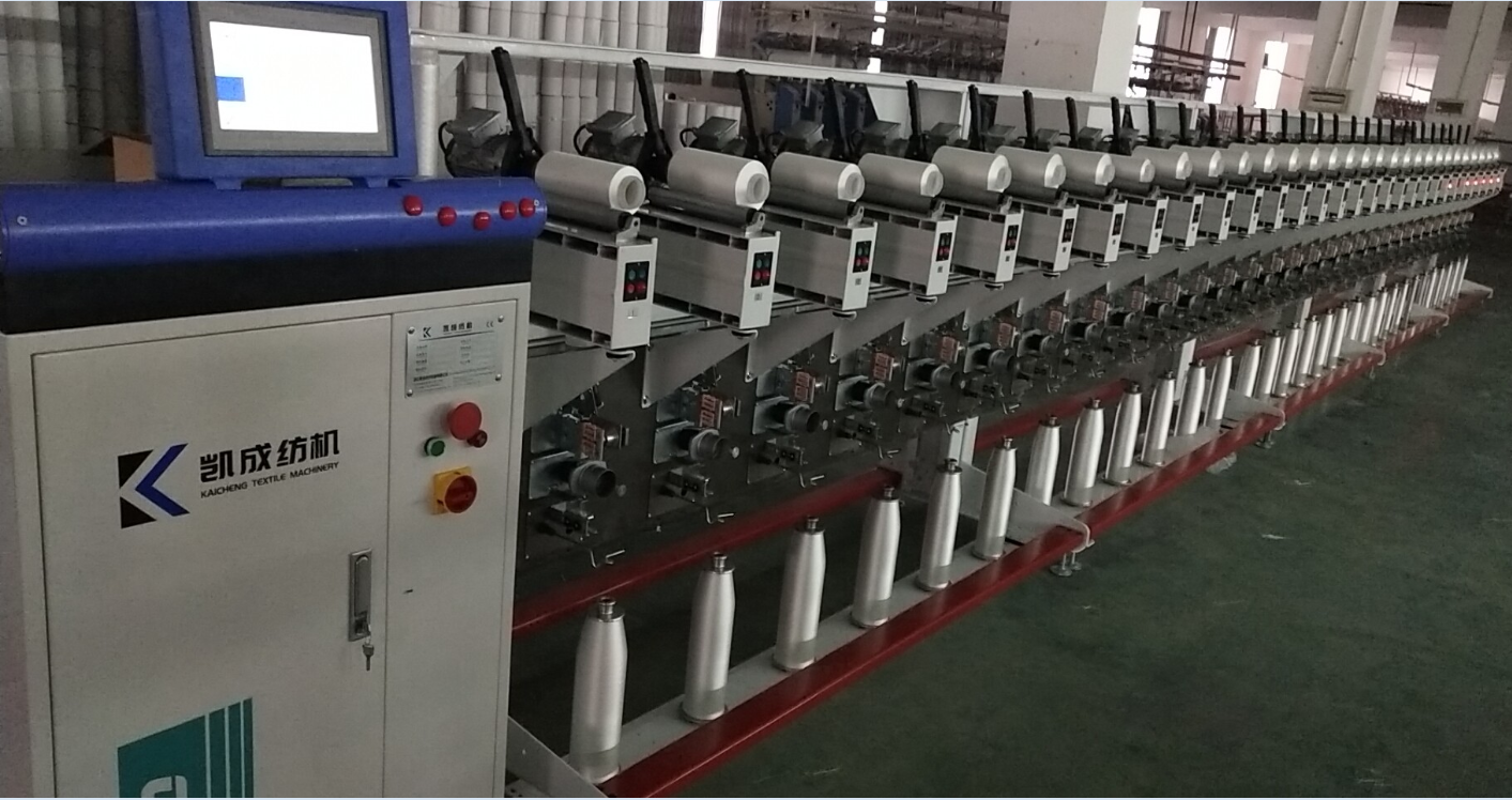 Soft Winding Machine