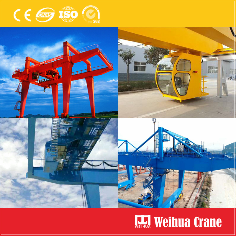 Gantry Crane Accurate Positioning