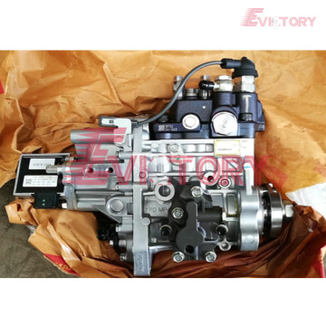 D12D fuel feed transfer pump D12D oil cooler