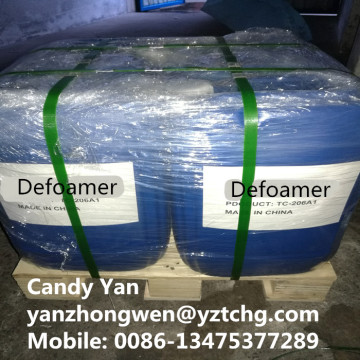 Fatty Alcohol Defoamer for Paper Industry