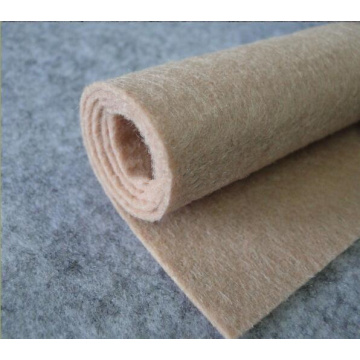 Nonwoven Polyester Needle Punched Filter Felt
