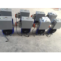 concrete pump cooling electric fans