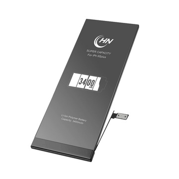 Super capacité 3400mAh iPhone 6s batterie plus