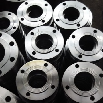 Goods high definition for Standard Flange JIS 10K SOP JIS Flange Cardon steel Forging Flange supply to Nepal Supplier