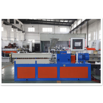 PE high filler masterbatch extruder line
