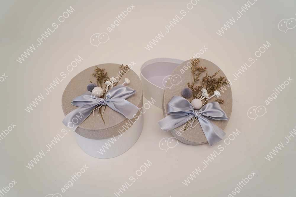 Wedding Decorated Gift Box